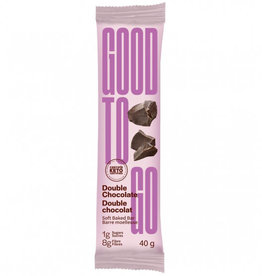 Good To Go Good To Go - Keto Bar, Double Chocolate (40g)