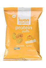 Iwon Organics Iwon Organics - Protein Puffs, Cheddar Cheese (42g)
