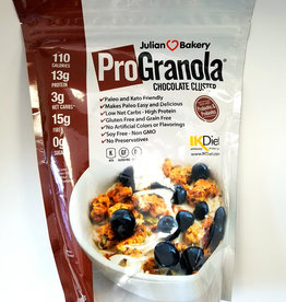Julian Bakery Julian Bakery - Pro Granola, Chocolate Cluster (518g)