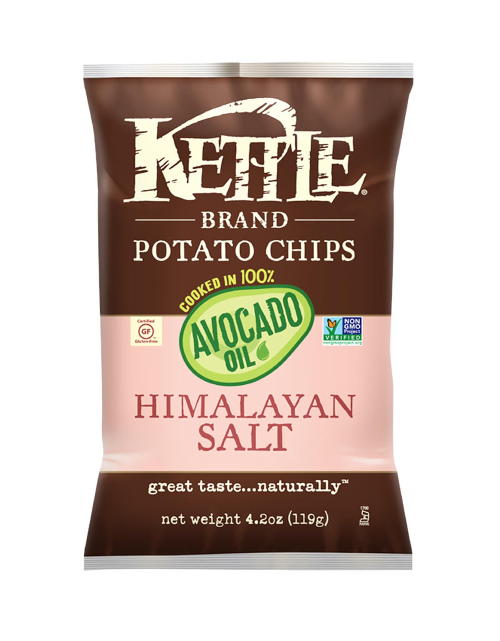 Kettle Brand Kettle Brand - Potato Chips, Avocado Oil Himalayan Salt (170g)