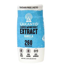 Lakanto Lakanto - Monk Fruit Liquid Sweetener, Vanilla