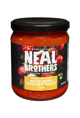 Neal Brothers Neal Brothers - Organic Salsa, Just Hot Enough