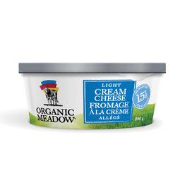 Organic Meadow Organic Meadow - Cream Cheese Light, 15% (250g)