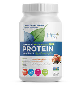 Profi Pro Inc Profi - Protein Powder, Caramel Coffee (725g)