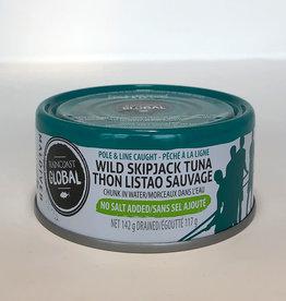 Raincoast Trading Raincoast Trading - Skipjack Tuna, no salt added