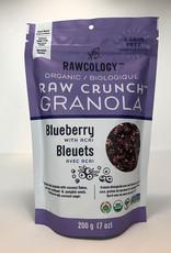 Rawcology Rawcology - Granola, Blueberry (200g)
