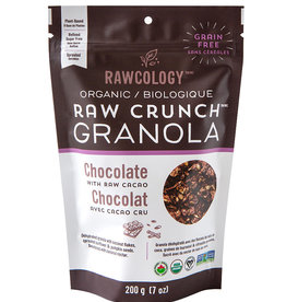 Rawcology Rawcology - Granola, Chocolate (200g)