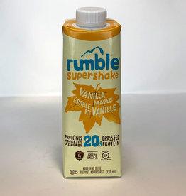 Rumble Rumble - Supershake, Vanilla Maple (330ml)