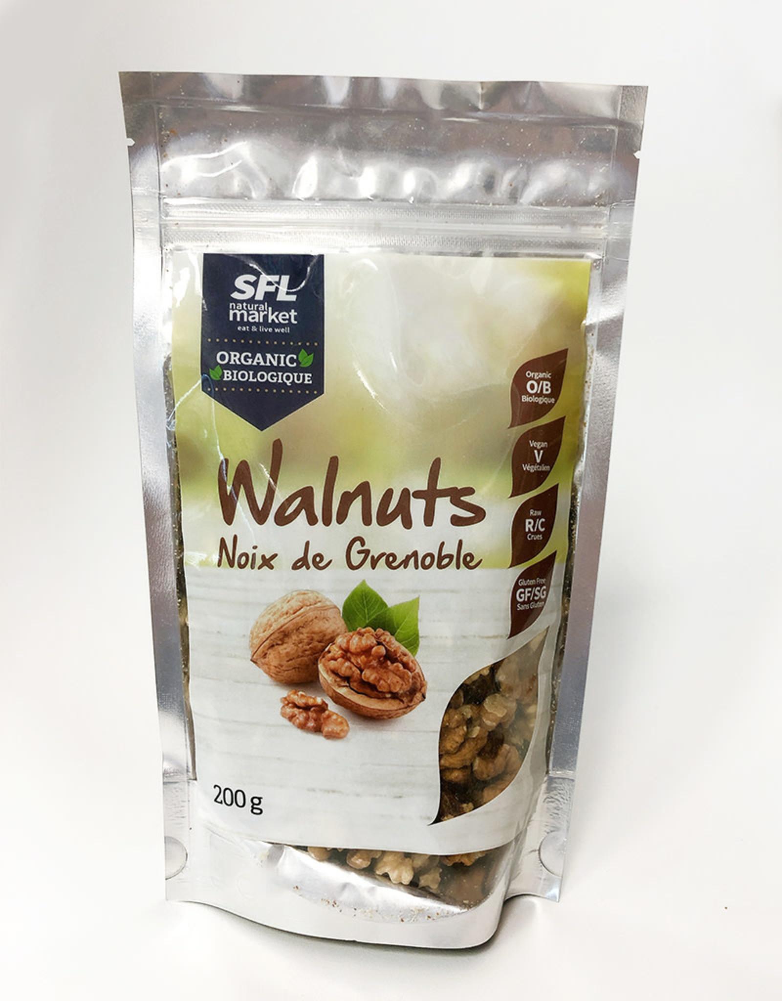Simply For Life SFL - Organic Walnuts (250g)