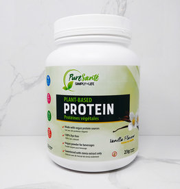 Simply For Life SFL - Plant-Based Protein Powder, Vanilla (850g)