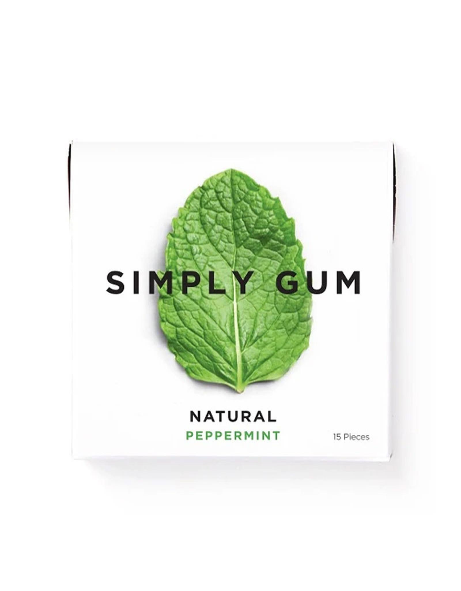 Simply Gum Simply Gum - Peppermint