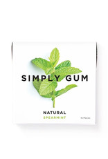 Simply Gum Simply Gum - Spearmint