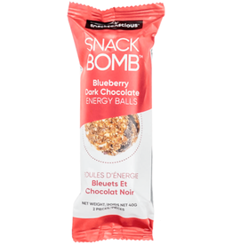 Snack Concious Snack Conscious - Snack Bomb, Peanut Butter Cherry Dark Chocolate (40g)