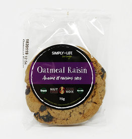 Sweets From The Earth Sweets From The Earth - SFL Cookies, Oatmeal Raisin