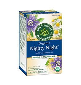 Traditional Medicinals Traditional Medicinals - Fair Trade Herbal Tea, Organic Nighty Night