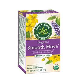 Traditional Medicinals Traditional Medicinals - Herbal Tea, Smooth Move (Laxative)