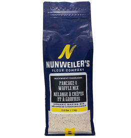Nunweilers Nunweilers - Pancake & Waffle Mix, Buckwheat