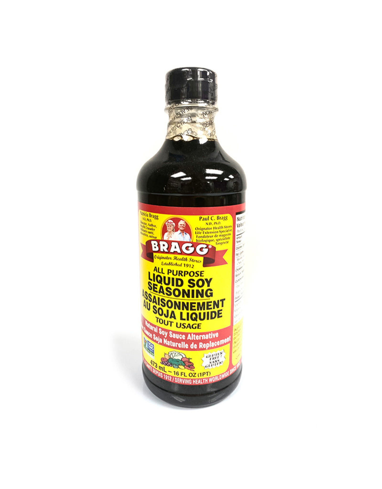 Bragg Bragg - Liquid Soy Seasoning (473ml)