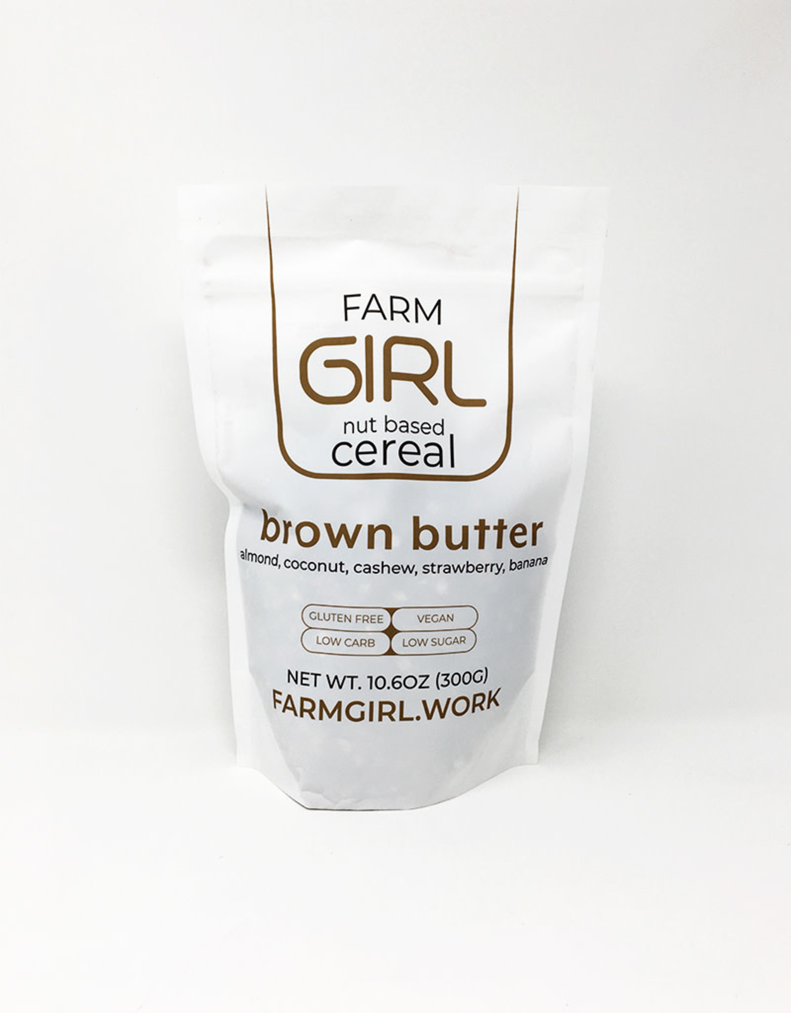 Farm Girl Farm Girl - Brown Butter Ontario Strawberry, Raspberry, & Banana Crisp (300g)