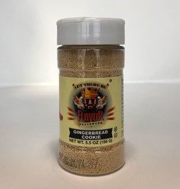 Flavor God Flavor God - Gingerbread Cookie (156g)