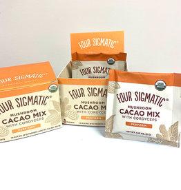 Four Sigmatic Four Sigmatic - Mushroom Cocoa, Cordyceps Mix (60g)