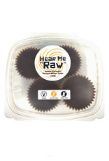 "Hear Me ""RAW"" Hear Me Raw - Salted Caramel Peanut Butter Cups (120g)"