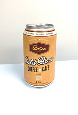 Station cold Brew Coffee Co. Station Cold Brew - Cold Brew Coffee, Vanilla (355ml)