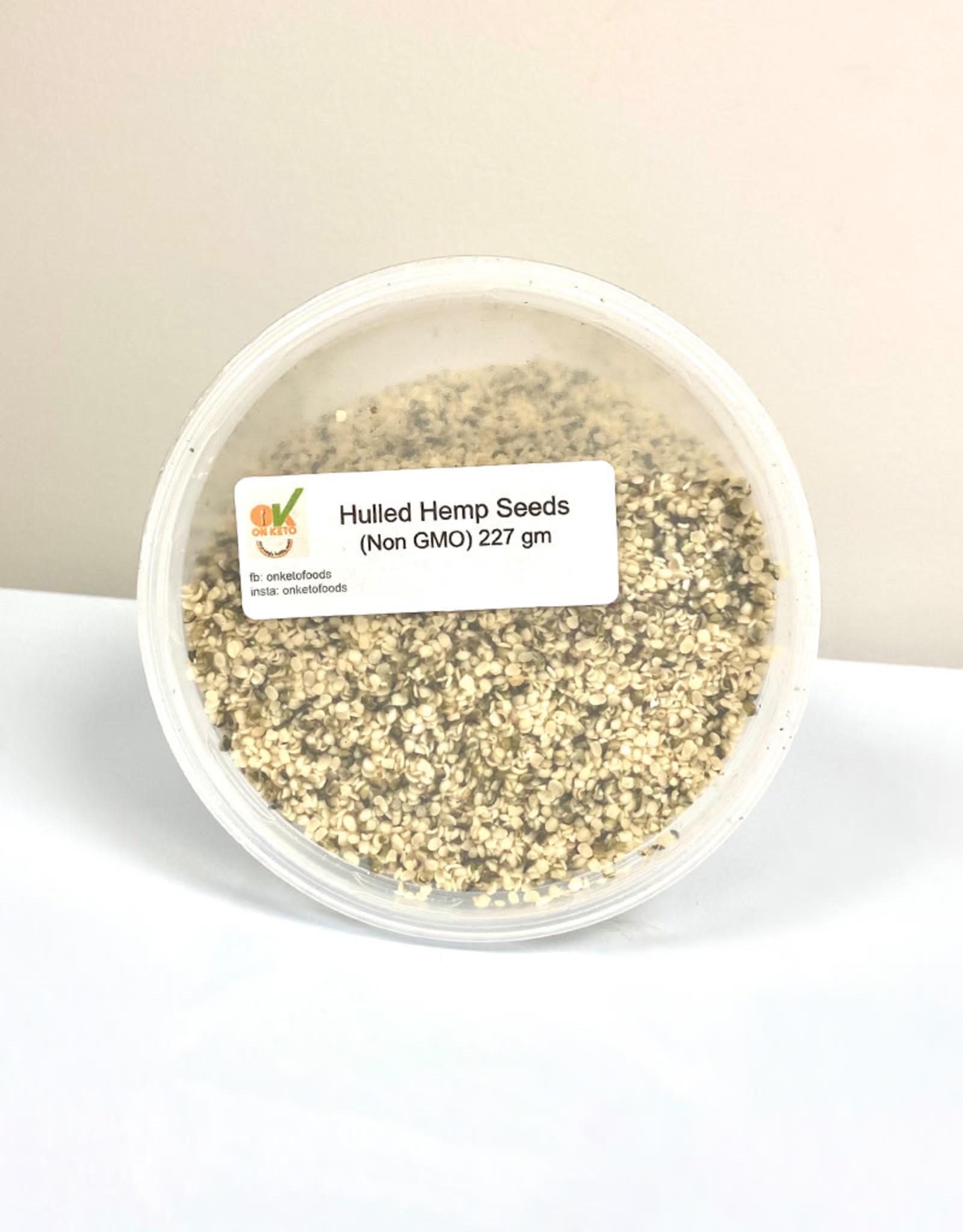 OnKeto OnKeto - Hemp Seeds (220g)