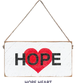 Signs of Hope - HOPE Heart