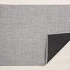 """Chilewich Thatch Floormat - Dove 23"""" x 36"""""""