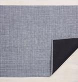 """Chilewich Thatch Floormat - Rain 46"""" x 72"""""""