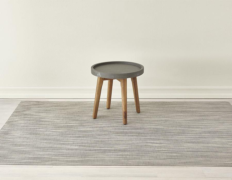 "Chilewich Reed Floormat - Seashell 72"" x 106"""