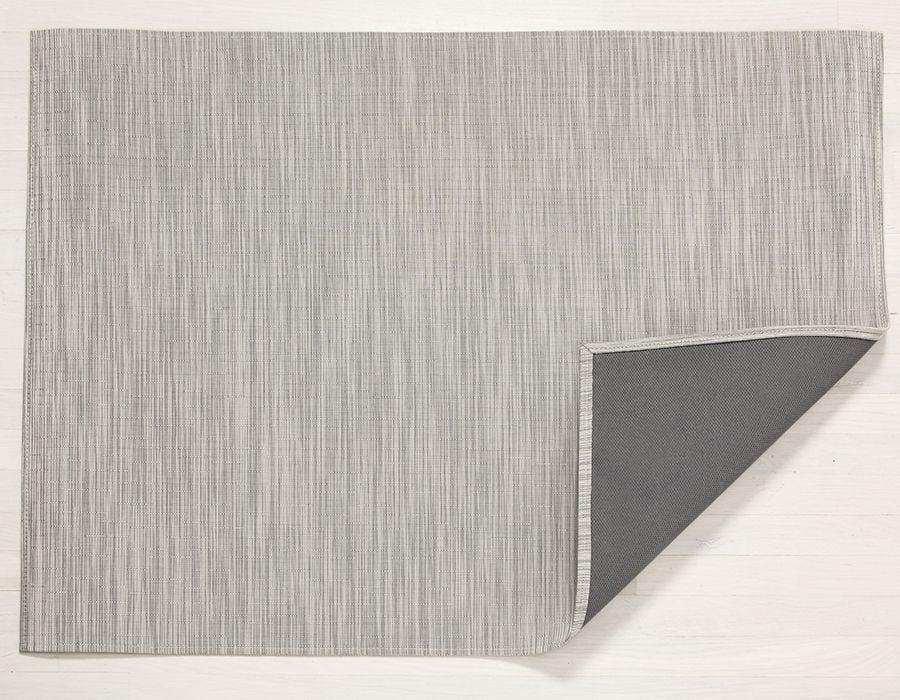 "Chilewich Reed Floormat - Seashell 35"" x 48"""
