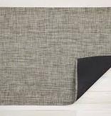 "Chilewich Mini Basketweave Floormat - Pistachio 23"" x 36"""
