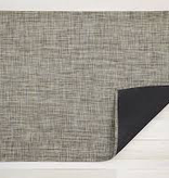 "Chilewich Mini Basketweave Floormat - Pistachio 46"" x 72"""