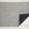 "Chilewich Basketweave Floormat - Oyster 30"" x 106"""