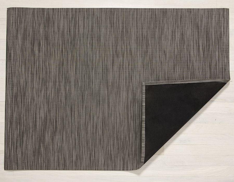 "Chilewich Reed Floormat - Ash 30"" x 106"""