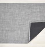 "Chilewich Basketweave Floormat - Shadow 35"" x 48"""