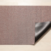 "Chilewich Heathered Shag Doormat- Blush 18"" x 28"""