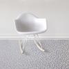 """Chilewich Prism Floormat - Silver 72"""" x 106"""""""