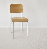 "Chilewich Prism Floormat - Natural 72"" x 106"""