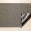 "Chilewich Heathered Shag Doormat- Pebble 18"" x 28"""