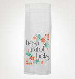 Flour Sack Kitch Towel - Fresh Out