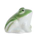 "2-1/2""L Stoneware Floating Frog"