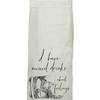 Flour Sack Kitch Towel - Mixed Drinks
