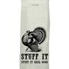 Flour Sack Kitch Towel - Stuff It
