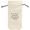 Wine Bag - May All Your Joys