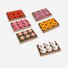 """Flower T-Light, 6 Asst, Gift Box, 1.5"""""""