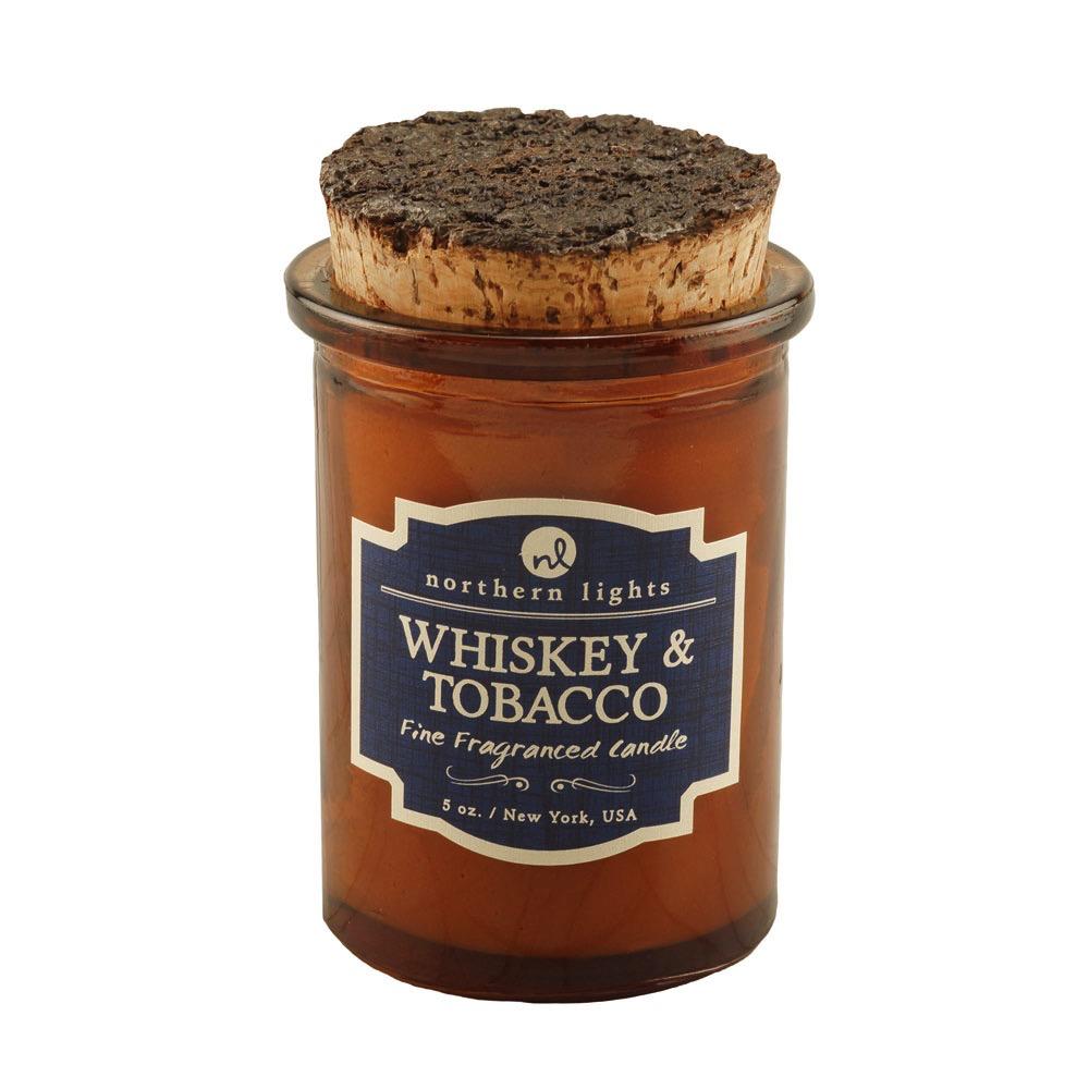 Spirit Jars - Whiskey & Tobacco 5oz
