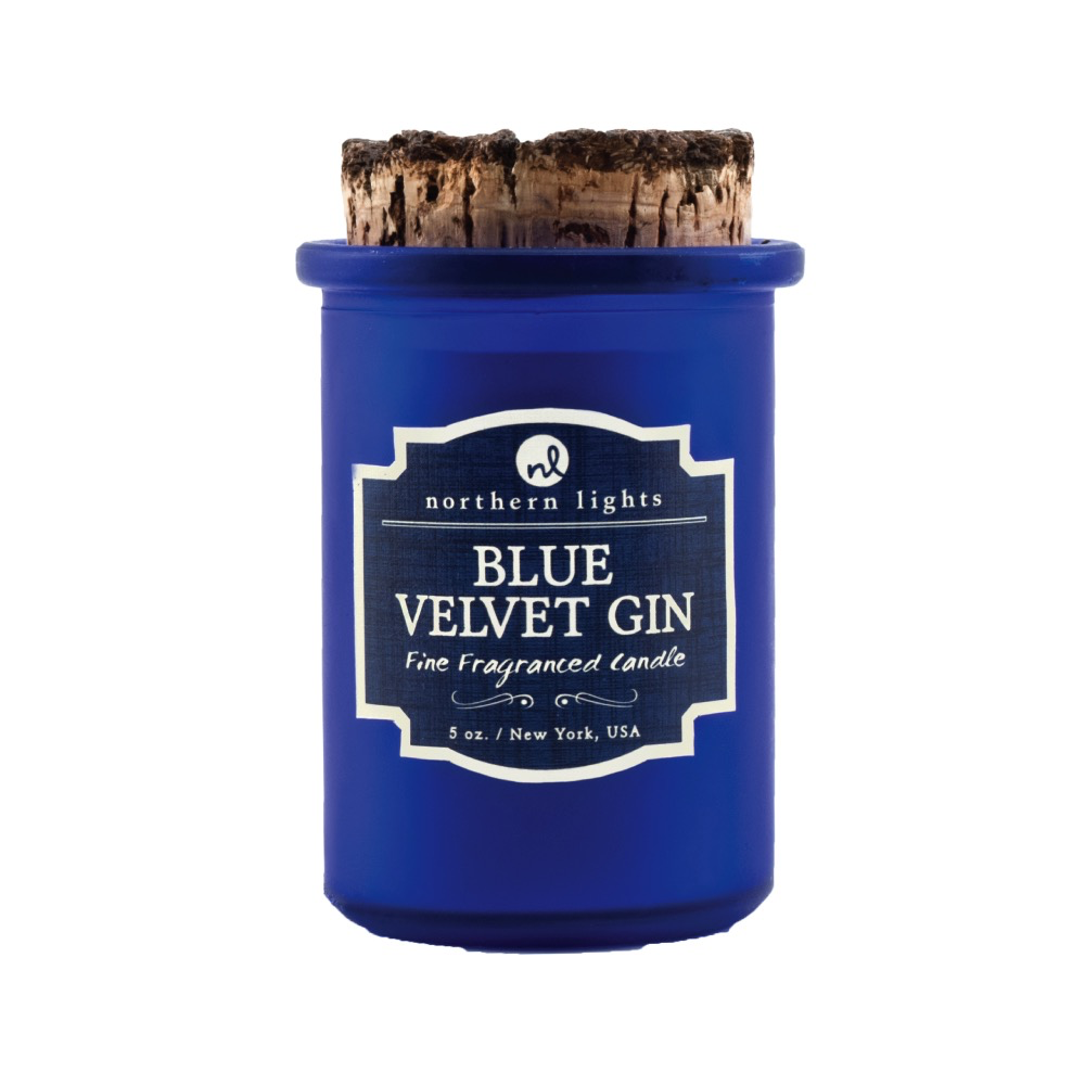 Spirit Jars - Blue Velvet Gin 5oz